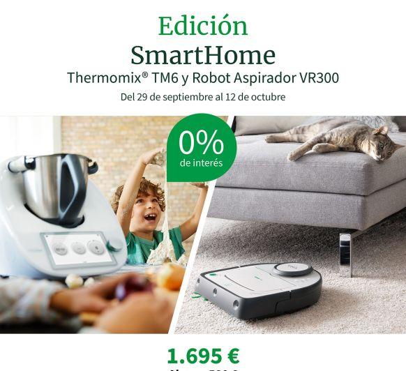 EDICIÓN SMART-HOME Thermomix® .VORWERK CORIA-MORALEJA-SIERRA DE GATA