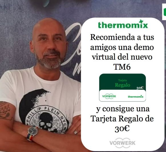 DEMO VIRTUAL Thermomix® CORIA -MORALEJA -CACERES