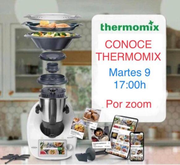 CONOCE Thermomix® TM6