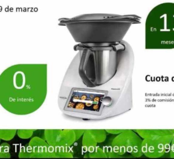 Thermomix® Plasencia. NUNCA EL 13 TRAJO TANTA SUERTE