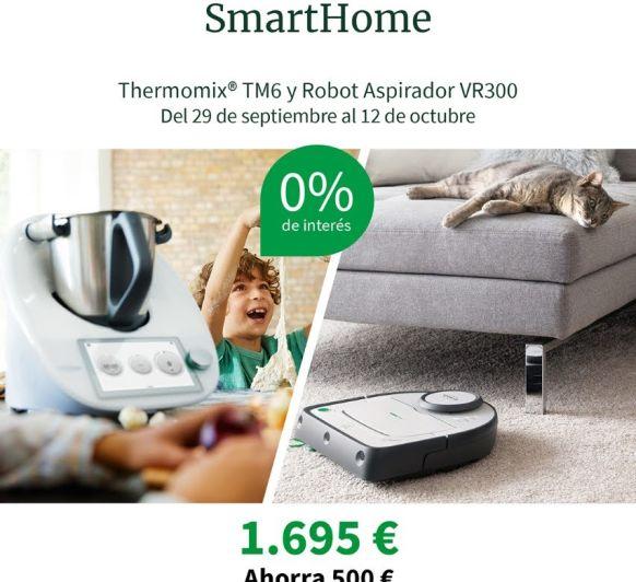 EDICIÓN SmartHome - Thermomix® - PLASENCIA - CORIA - CÁCERES
