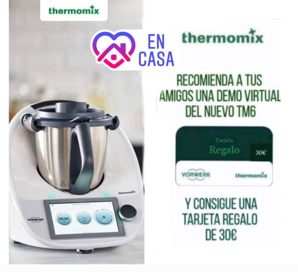 Demo virtual Thermomix®