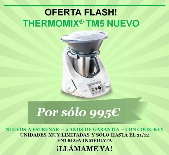 Promoción navidad Tm5 Thermomix® plasencia
