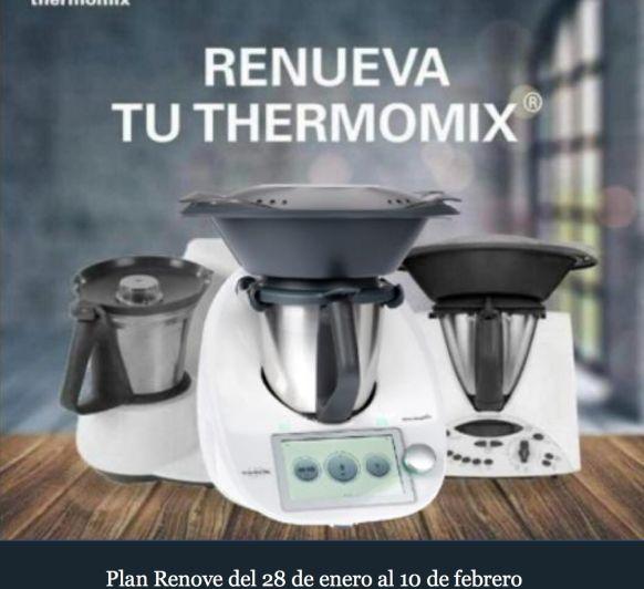 PLAN REVOVE EN Thermomix® !!! Plasencia