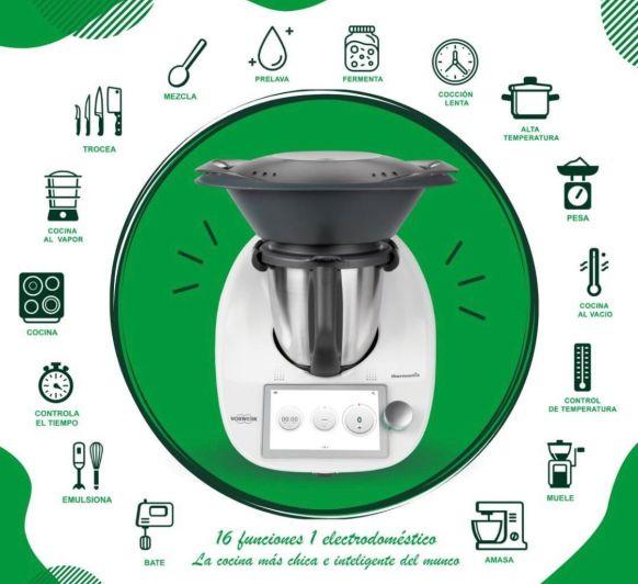 Thermomix® por 1'80€ al dia