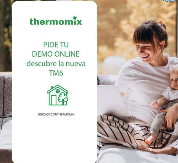 Thermomix® TM6. IMPRESCINDIBLE - SIERRADEGATA - CÁCERES