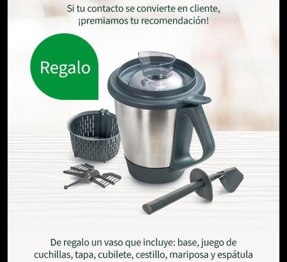 REGALO SEGUNDO VASO TM5-Thermomix® PLASENCIA-CORIA-SIERRA DE GATA- CÁCERES